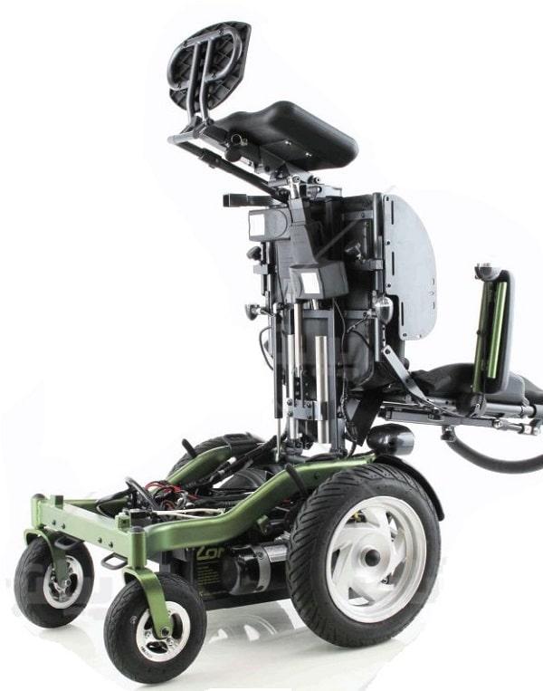 ویلچر پیشرفته کامفورت Bronco 207 - 7