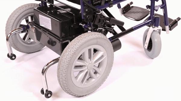 ارزانترین ویلچر برقی فوشان - 3