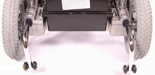 ارزانترین ویلچر برقی فوشان - 4
