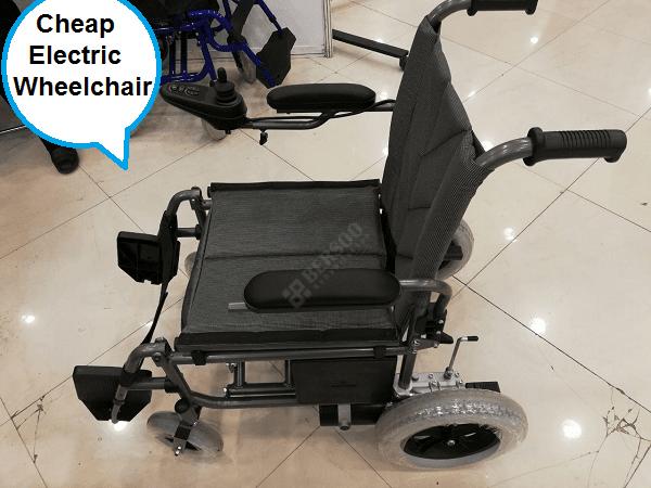 ارزانترین ویلچر برقی - استار (۲)