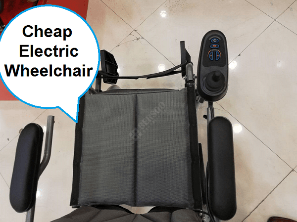 ارزانترین ویلچر برقی - استار (۳)