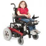 ویلچر شارژی اطفال