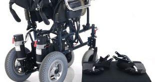 ویلچر برقی تاشو مدل 103-S