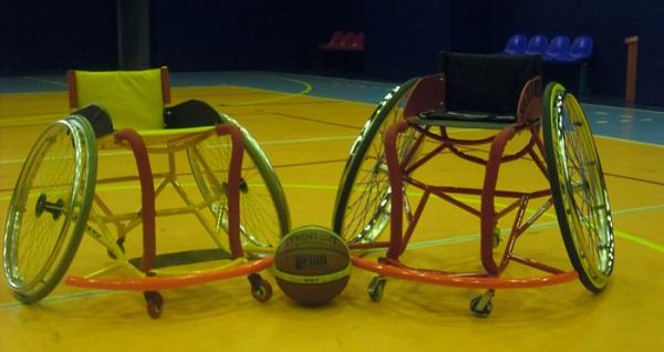 ویلچر ورزشی بسکتبال - 1