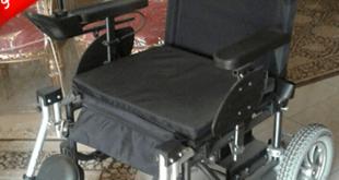 ویلچر برقی دست دوم گاما 45XL