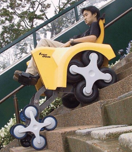 ویلچر پله رو - 20
