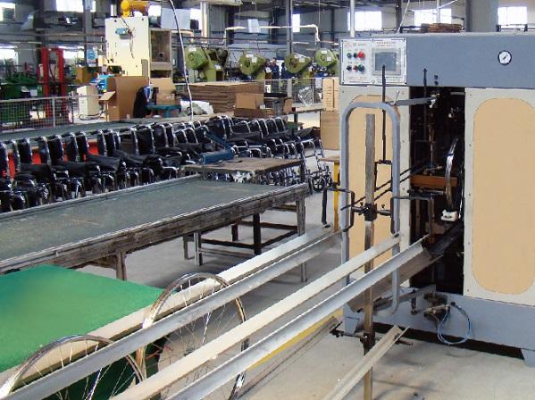 کارخانه ویلچر سازی