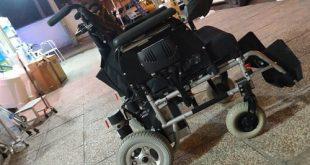 ویلچر برقی در شیراز کامفورت