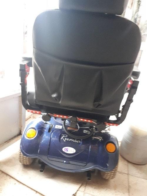 ویلچر برقی رومبا hp44 (3)