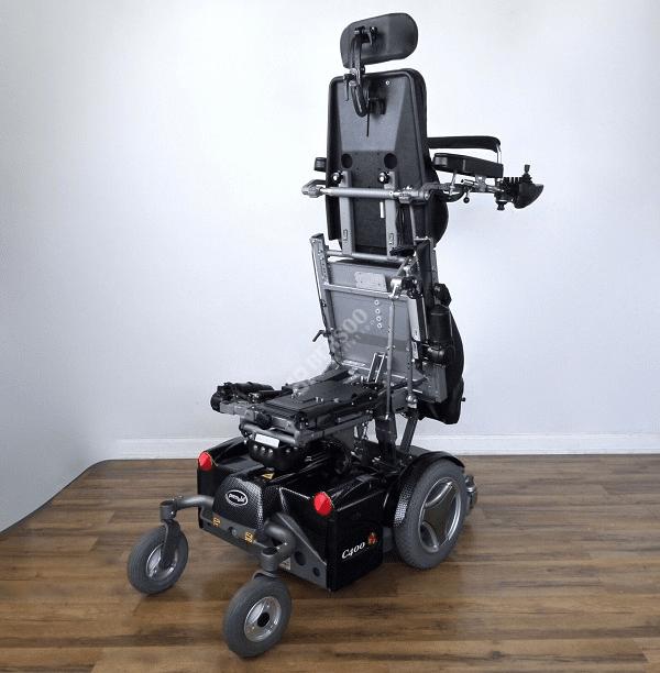 ویلچر پرموبیل C400 آمریکایی (۱۲)-min
