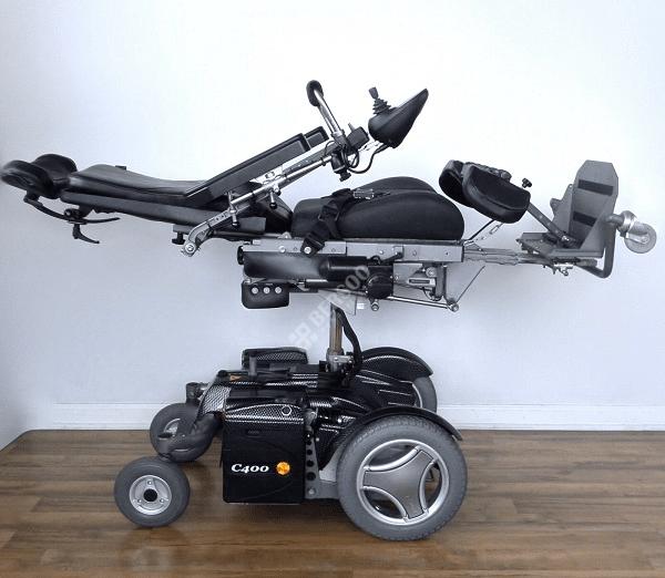 ویلچر پرموبیل C400 آمریکایی (۲)-min