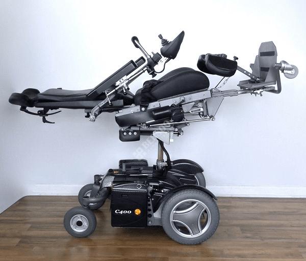 ویلچر پرموبیل C400 آمریکایی (۵)-min