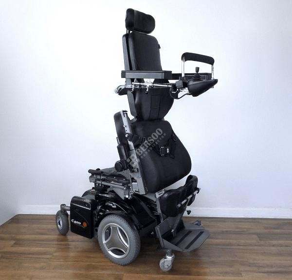 ویلچر پرموبیل C400 آمریکایی (۷)-min