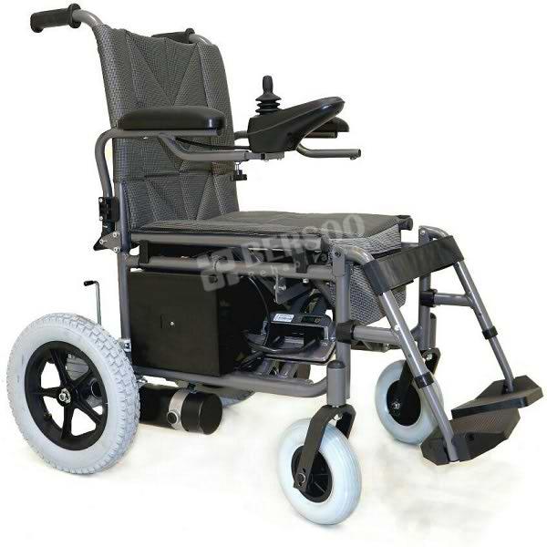 ارزانترین ویلچر برقی تاشو - استار (۳)