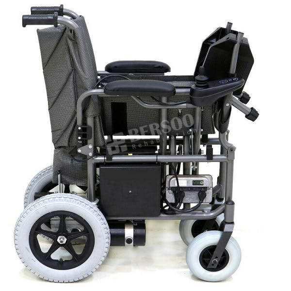 ارزانترین ویلچر برقی تاشو - استار (۴)